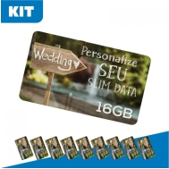 Kit Slim Data 16GB
